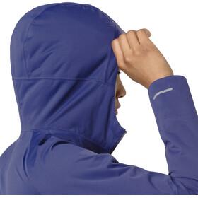asics Accelerate - Chaqueta Running Mujer - azul